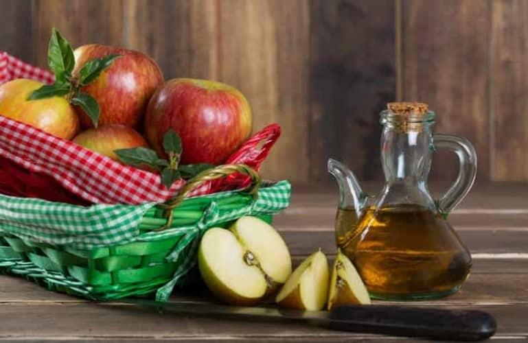 Beneficios para la salud del vinagre de sidra de manzana