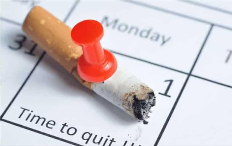 5 maneras fáciles y naturales de dejar de fumar