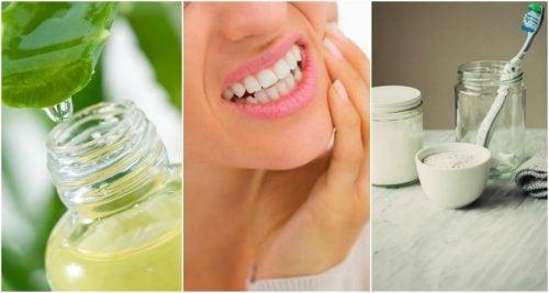 7 Remedios caseros para la gingivitis