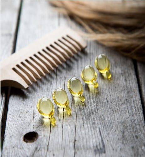 ¿Cuál es la mejor pila de vitaminas para el crecimiento del cabello y las uñas?