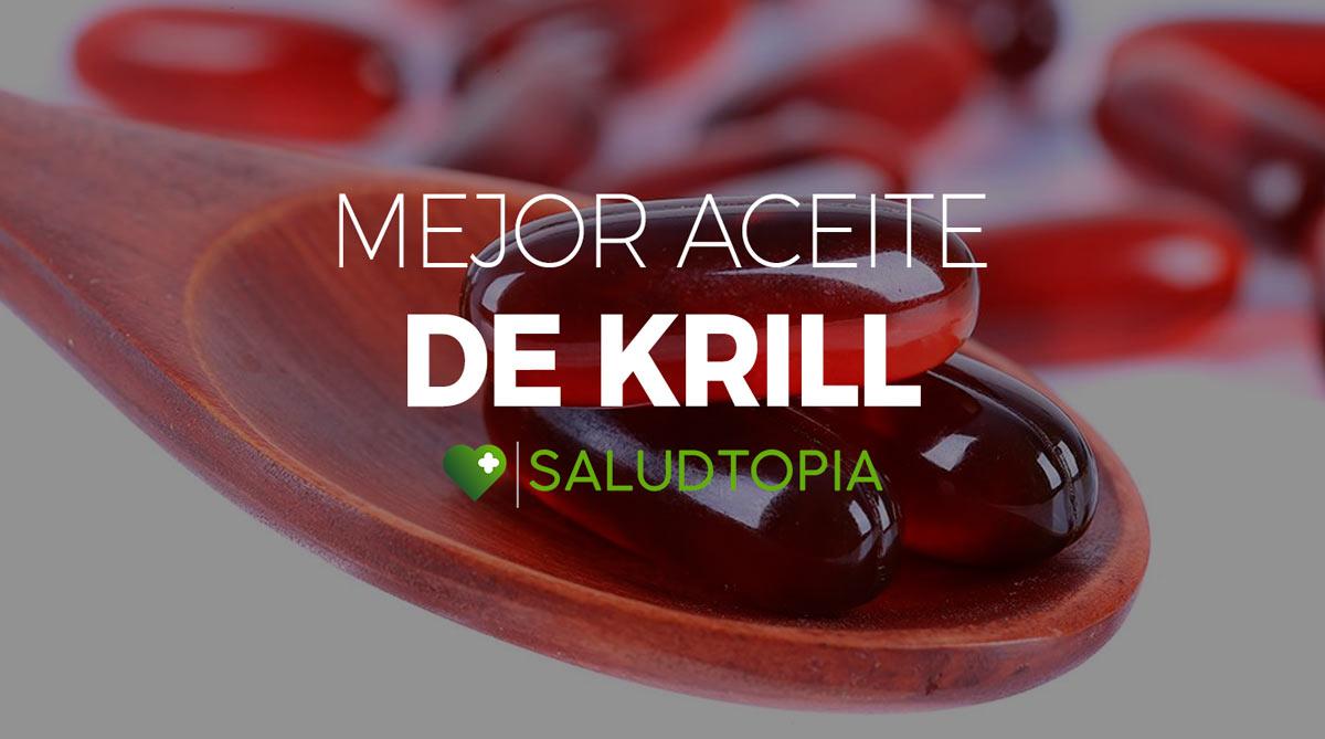 Mejor aceite de krill del 2021 – Guía de Compra